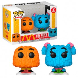 Pop! Ad Icons [2 Pack] Fry...