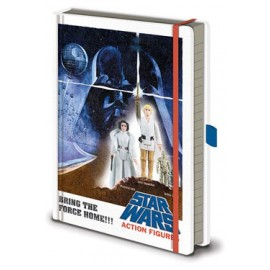 Libreta Premium Star Wars...