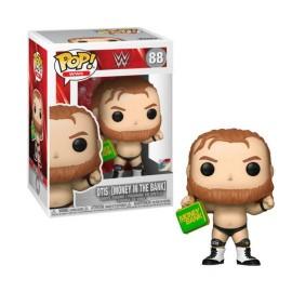 Pop! WWE [88] Otis (Money...