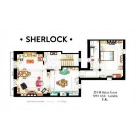SHERLOCK [Ilustración]...