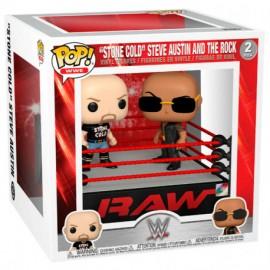 "Pop! WWE [2-Pack] ""Stone..."