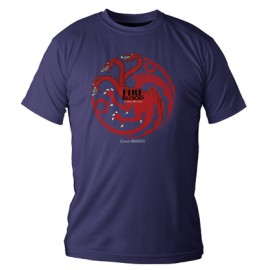 Camiseta Fire & Blood...