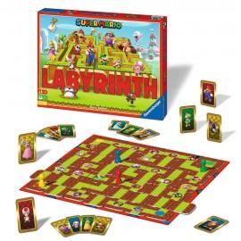 Labyrinth - Super Mario
