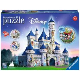 Puzzle 3D Castillo Disney...