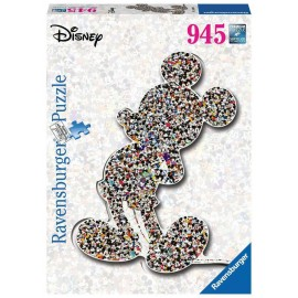 Puzzle Shaped Mickey (945...