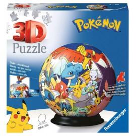 Puzzle 3D Ball (72 Piezas)...