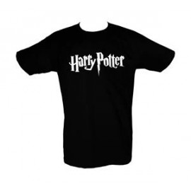 Camiseta Harry Potter - Logo