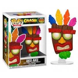 Aku Aku [420] Pop! Games -...