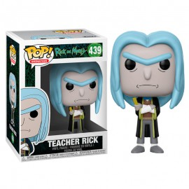Teacher Rick [439] Pop!...