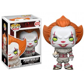 Pennywise With Boat [472]...