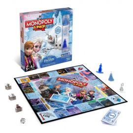 Monopoly Junior Frozen Disney