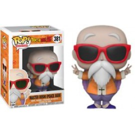 Pop! Animation [381] Master Roshi (Peace Sign) - Dragon Ball Z