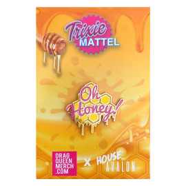 Trixie Mattel Oh Honey! Pin