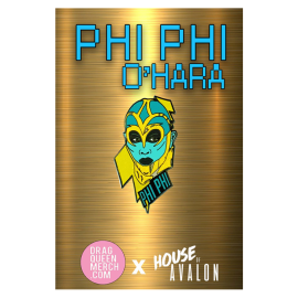 Phi Phi O'Hara Pin Future...