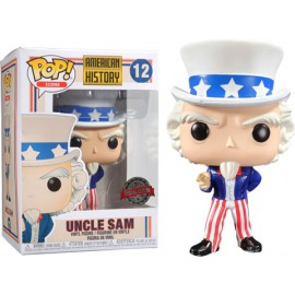 Pop! Icons [12] Uncle Sam...