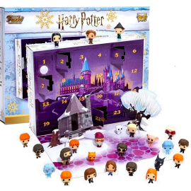 Harry Potter - Calendario de Adviento Funko Pocket Pop 2018