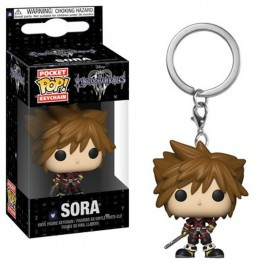 Pocket Pop! Keychain - Sora (Kingdom Hearts 3)