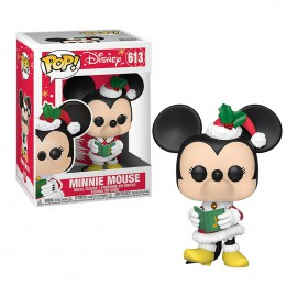 Pop! Disney [613] Minnie Mouse (Holiday)