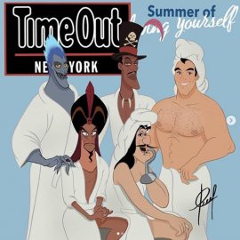TIMEOUT QUEER EYE -...