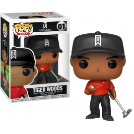 Pop! Golf [01] Tiger Woods