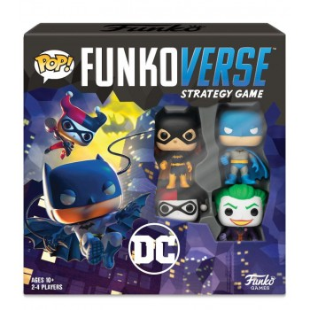 Funkoverse DC - Pack Base