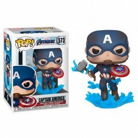 Pop! Marvel [573] - Captain...