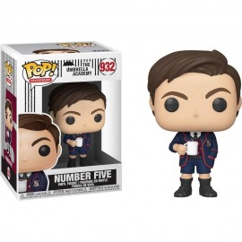 Pop! Television [932] Number Five (The Umbrella Academy)