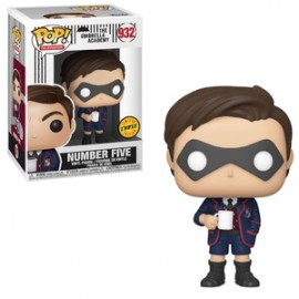 Pop! Television [932] Number Five [Chase] (The Umbrella Academy)