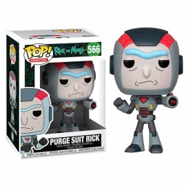 Pop! Animation [566] Purge...