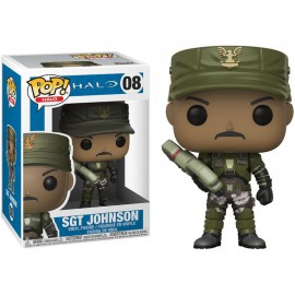 SGT Johnson [08] Pop! Halo