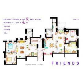 FRIENDS [Ilustración] Plano...