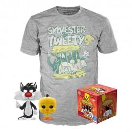 Pop! + Tee Box - Sylvester...
