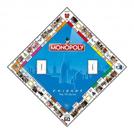 Monopoly Friends (Edición...