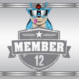Platinum Member Pass [12...