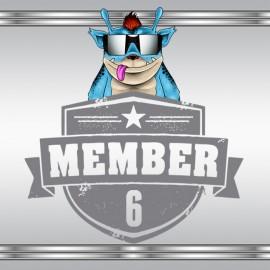 Platinum Member Pass [6 Meses]
