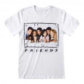 Camiseta Friends - Milkshakes