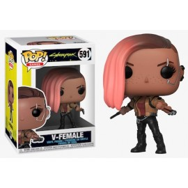 Pop! Games [591] V-Female...